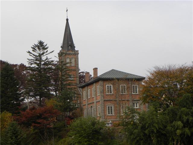 중동천주교회